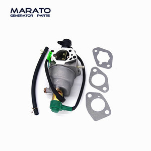Generator Parts Huayi Carburetor GX160 Carburetor,GX160 Gasoline Generator  Engine Parts