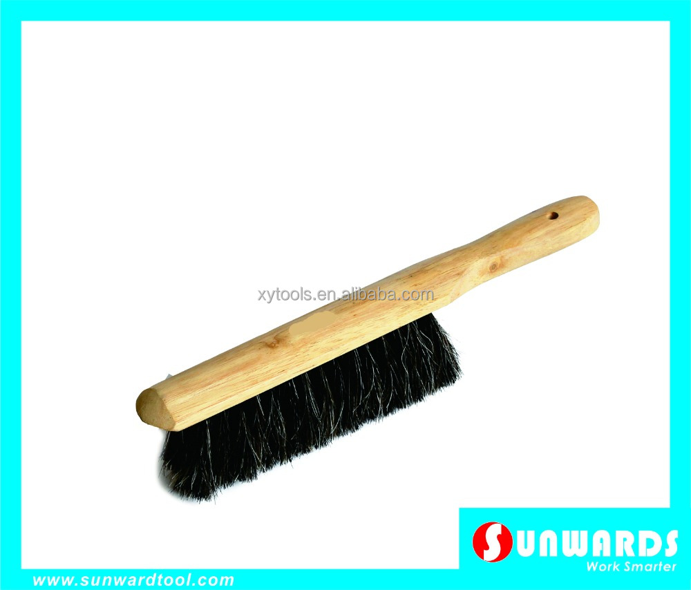 Daily cleaning brush,Counter Duster,with wooden handle