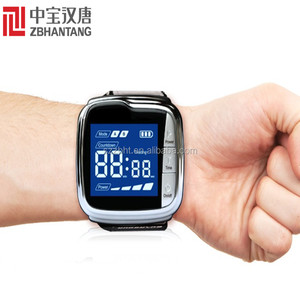 Drop shipping 650nm laser watch to lower blood pressure