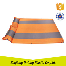 Fashionable Portable Inflatable Outdoor Folding Padded Hiking Mat