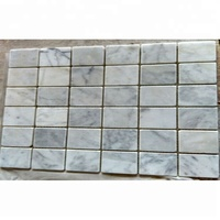 Promotion price 3d wall floor marble mosaic tiles for bathroom