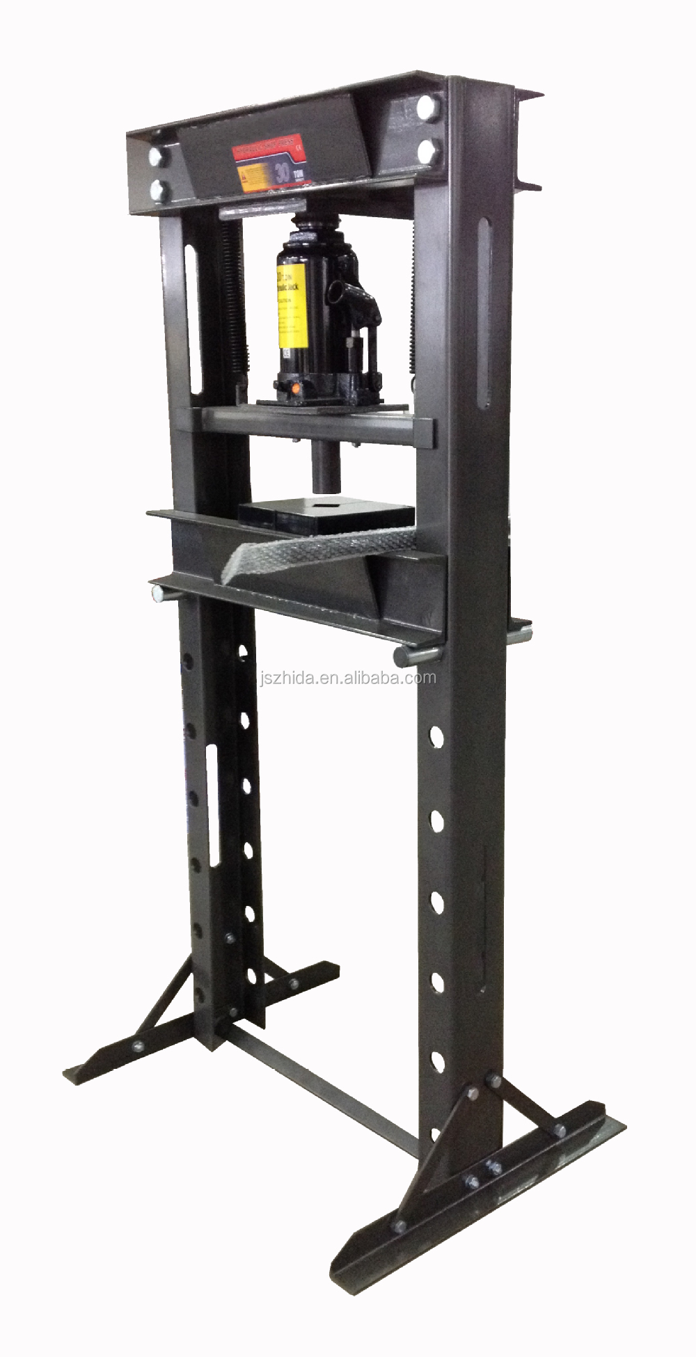 New Hydraulic Press For Bushings