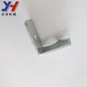 Customized auto spare parts metal car engine mount bracket