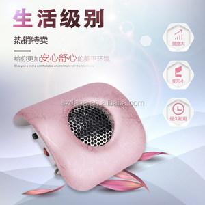 hot 2017 nail salon fume extractor /nail dust collector /electric hand dryer