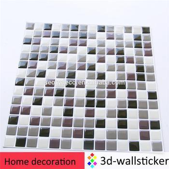Grande Qualità Mosaico Design Materiale Gel Adesivi Per Piastrelle ...