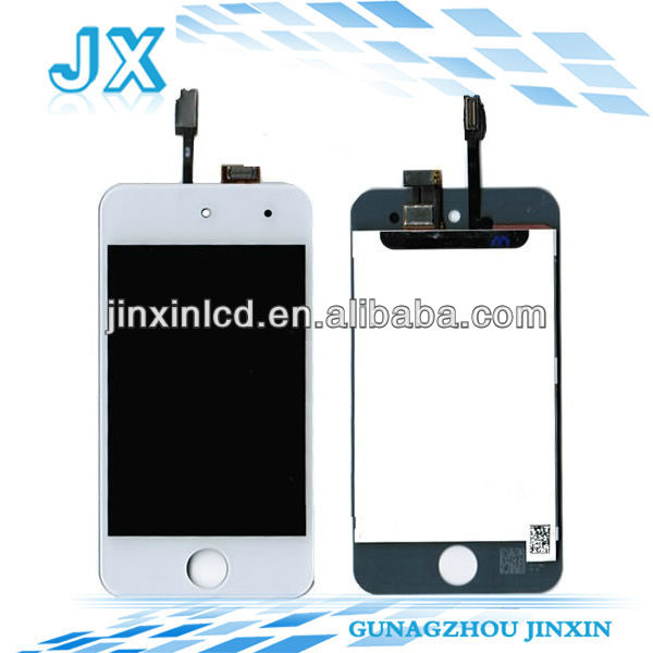 New quality oem best selling guangzhou fashion trend for ipod touch 4th original lcd and digitizer