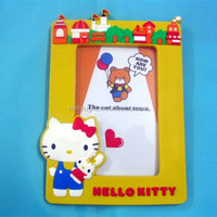 customize famous USA cartoon design photo frame free of sample