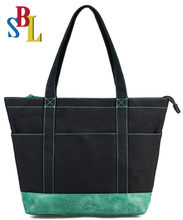 Hot Sale Fashion Large Canvas Tote Bag for Everything Large Capacity Bag