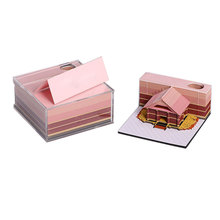 ล่าสุด Custom 3D Sticky Note Memo Pads