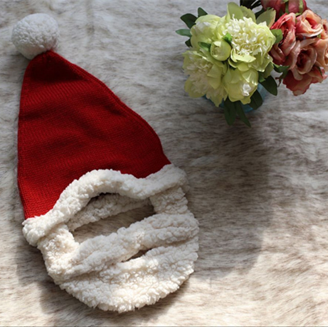 Alibaba custom Christmas winter baby hats 2018 soft beanie cap