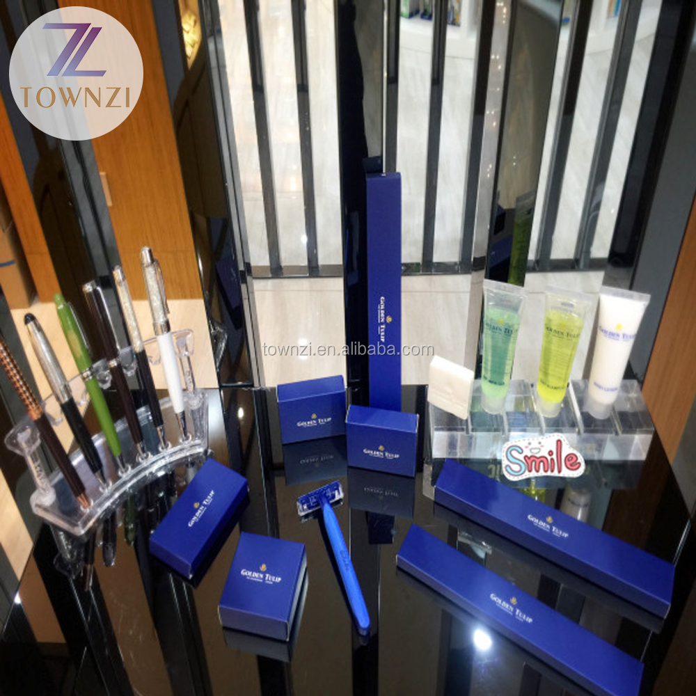 New Arrival High Quality Hotel Amenity Including The Toothbrush Vanity Kit For 5 Star Hotel