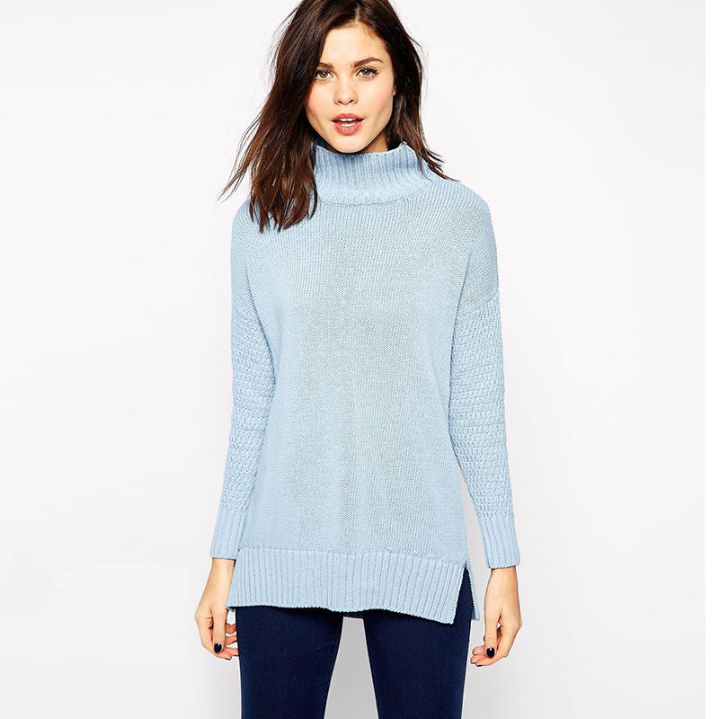79332f6a2 Cheap Korean Style Turtleneck Sweater