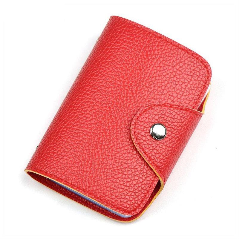Cheap credit card holder find credit card holder deals on line at get quotations new arrivel casual short design women card holder bags litchi high capacity credit card holder female colourmoves