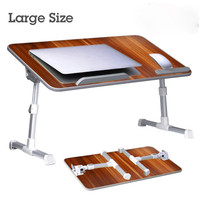 NEW Laptop Desk Lap Tray Bed Notebook Computer Foldable Table Stand