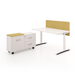 New Office Furniture Modern Design Height Adjustable Desk Electric Lift Table