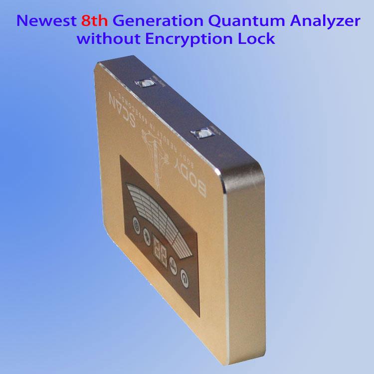 2020  newest quality  quantum magnetic resonance health analyzer device without key