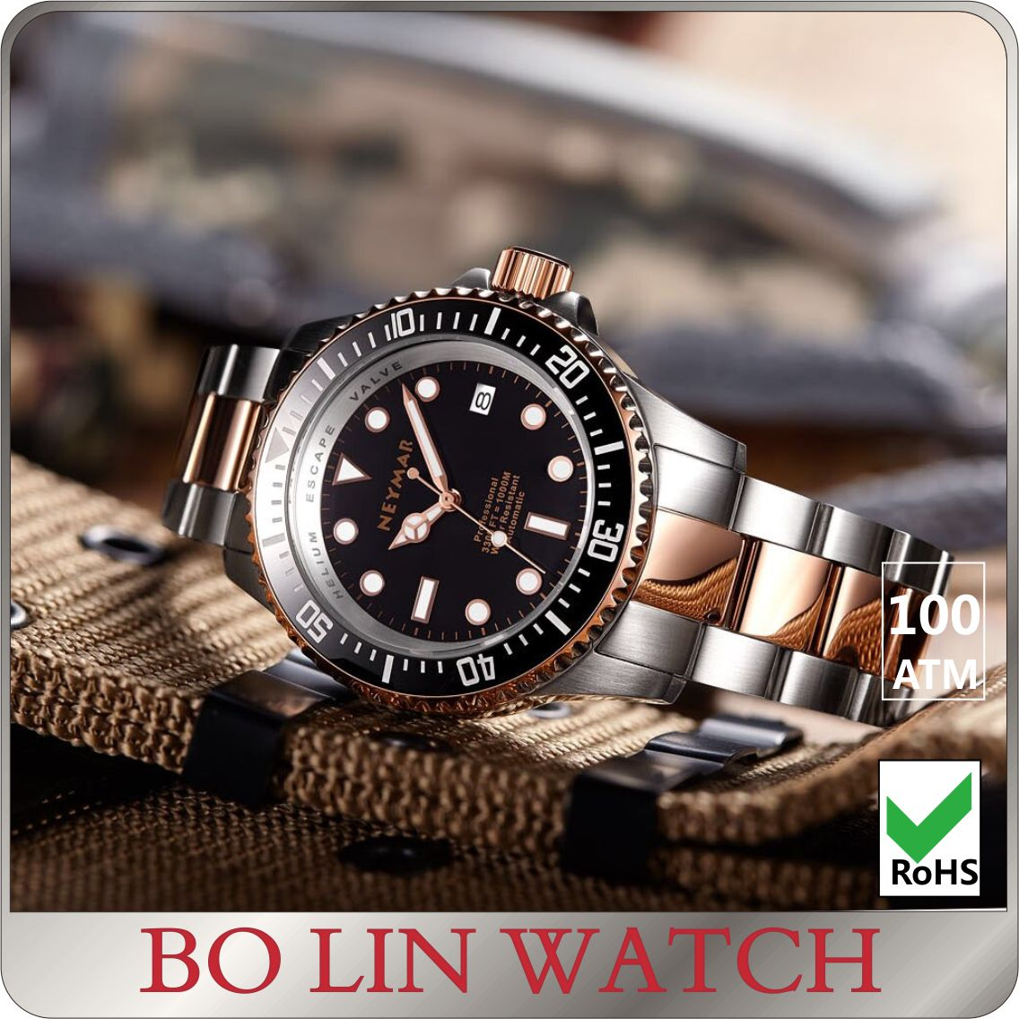18f2754f8 Blwrx Luxury Automatic Men Watches With Mechanical Movement - Buy ...