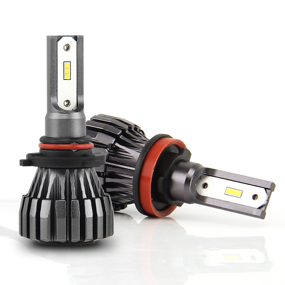 Cheapest Wholesale <strong>Led</strong> H11 9005 9006 Fanless <strong>Led</strong> Lights Bulb, <strong>Led</strong> Bulb CSP <strong>COB</strong> 360 Lights Car H7 H4 <strong>Led</strong> <strong>Headlight</strong>