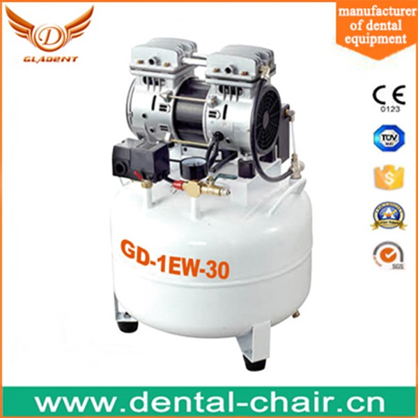 Professional Gladent compare air compressors made in China