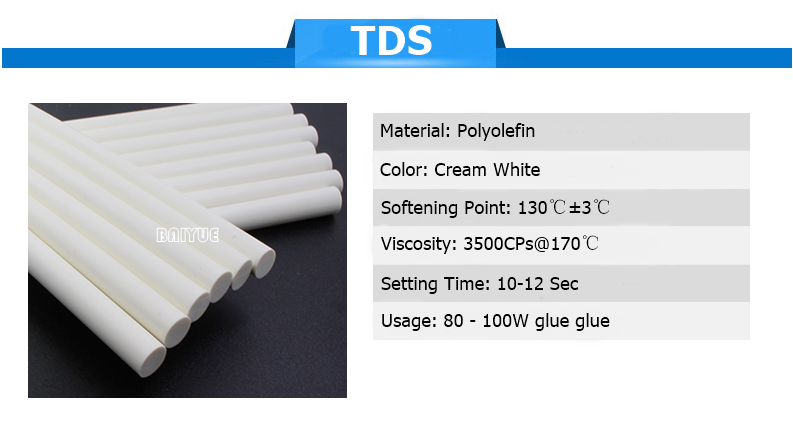 polyolefin hot melt adhesive for wire & cable fixing