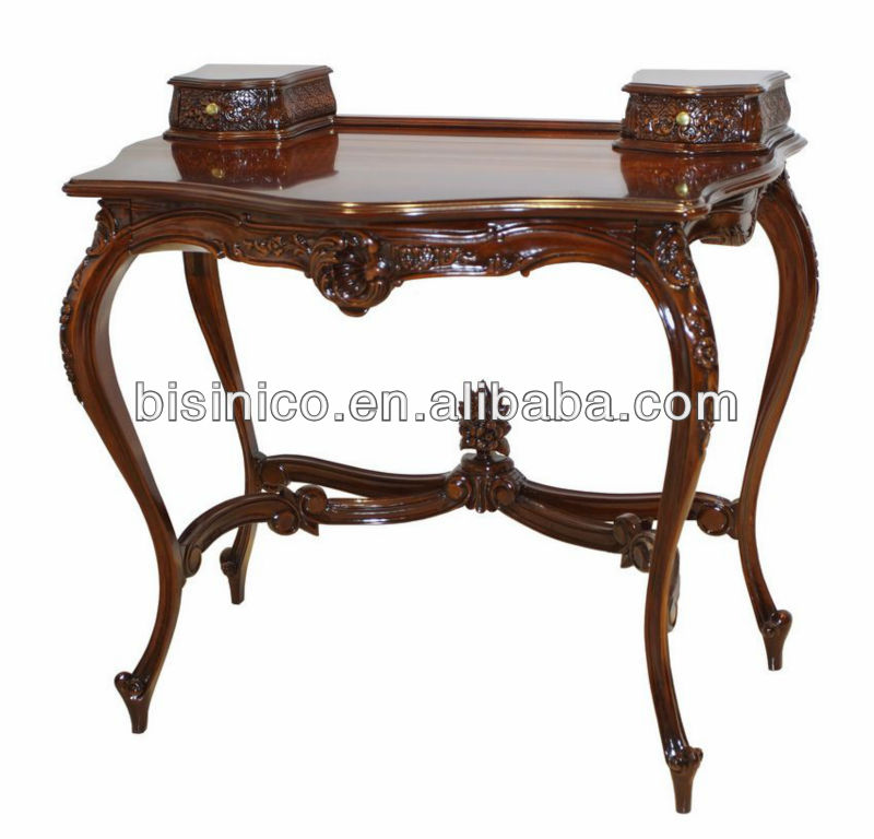 Queen Anne Series Living Room Furniture Console Table Hall Sofa Rococo Style Antique English Royal Luxury