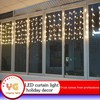 Aliexpress wholesale decorative christmas light indoor led curtain light wall light
