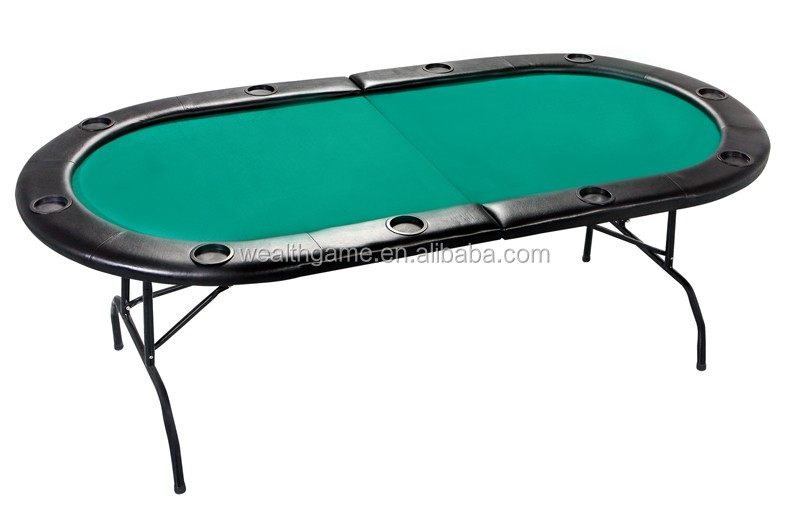 84 Inch Foldable Poker Table