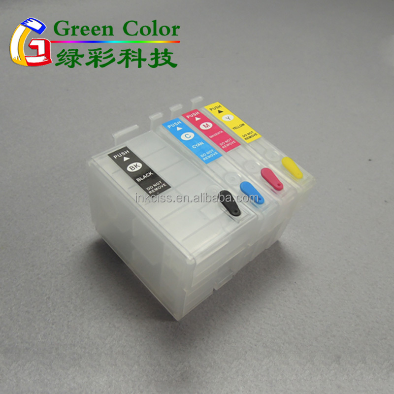 T2521-T2524 ink cartridge for ep WorkForce WF-3620 3640
