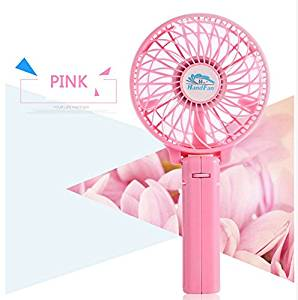 JJF 3-modes Mini Portable Handheld Humidifier Fan,recharge Fan Mute Beauty Mist Water Spray Air Conditioner Fan Handheld Fan USB Rechargeable Fan Mute Beauty Humidifier Small Air Conditioning- Misting Fan Suit for Home Office Travel 3-speed, USB Battery Powered Cooling Table Desk Desktop Personal
