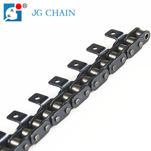 German Standard Carrier Roller Chain With A1 Attachment