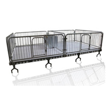 American nursery crate pig cage nursery bad stall for piglet rearing