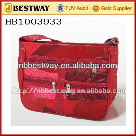 Mens leather business bags