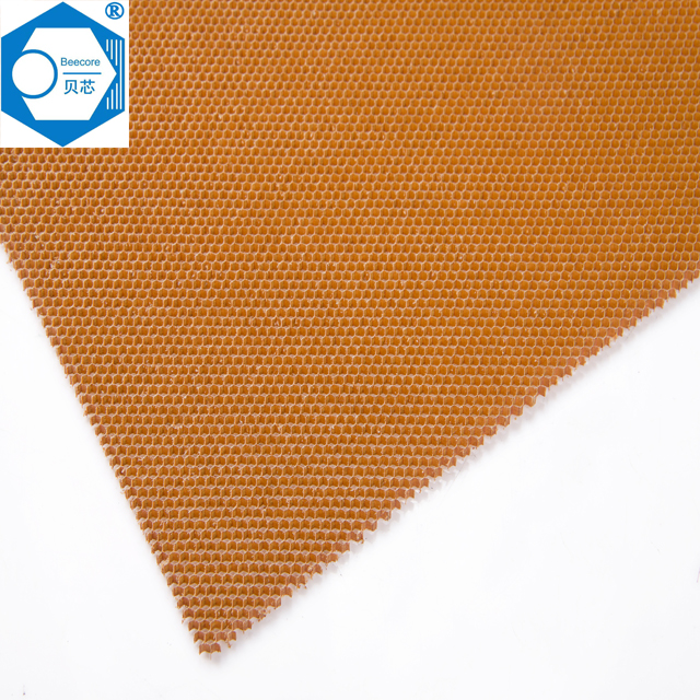 Beecore Aramid Paper Nomex Honeycomb panel with ISO certification
