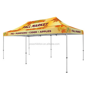 10*15 Luxury Customized High Peak Waterproof Aluminum Gazebo Party Tent