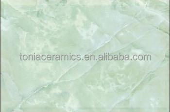 300*450 foshan porcellana lucido piastrelle finto marmo blu bagno in