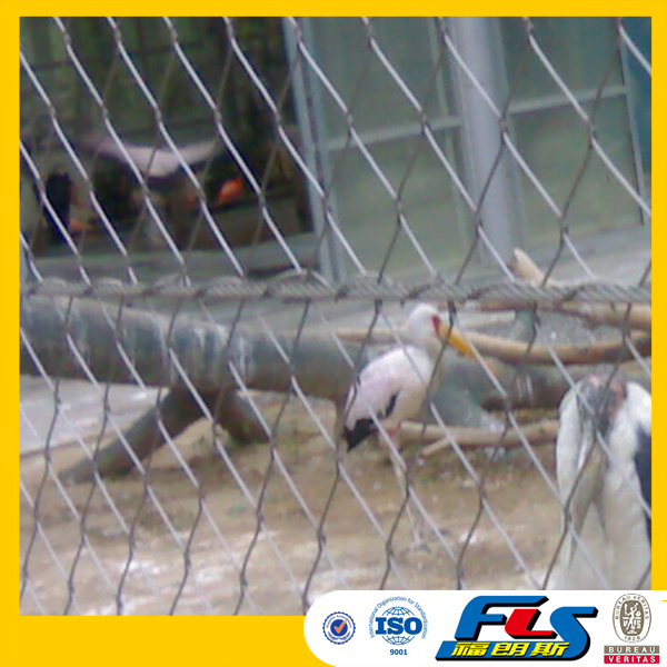 Stainless Steel Wire Rope Fence Mesh,Stainless Steel Cable Netting ...