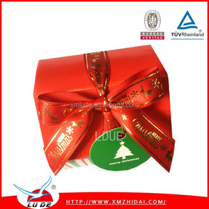 Box Packing Gift Wrapping Ribbon for jewelry box