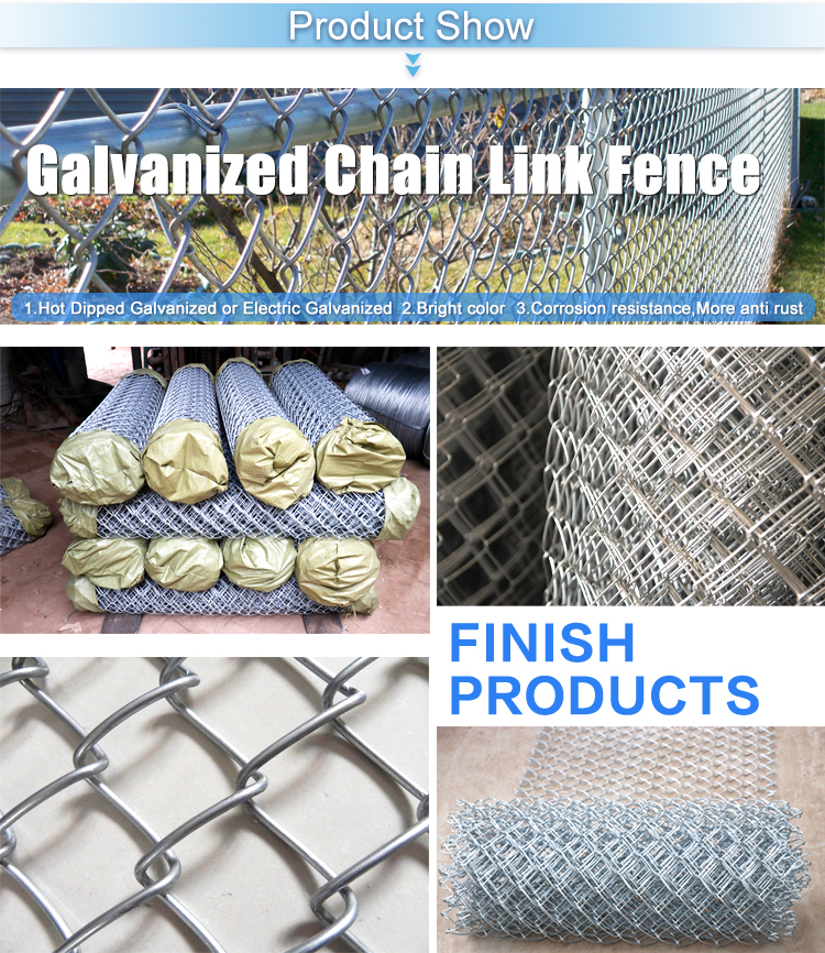 6x6 6'x10 4x10 Chain Link Fence Gate Panels For Sale