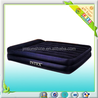 All kinds of PVC inflatable double well sleep good double inflatable air bed