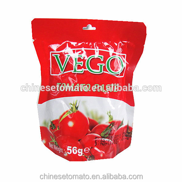 Sauce Product Type and HACCP Certification Canned Tomato Paste