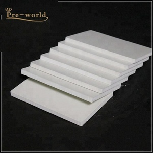 Pre-world 1220x2440mm 15mm hard surface pvc foam sheet for furniture