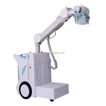 100ma Móvil Radiología Médica Equipo De Rayos X Rayos X Precio ...