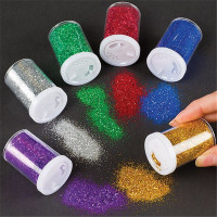 2014 China guandong new products glitter powder in bottles