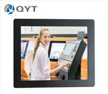 19 inch industriële panel led touch screen muur opknoping all in one computer