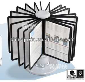 Menu Book Stand - Desktop ,China Display Racks for sale