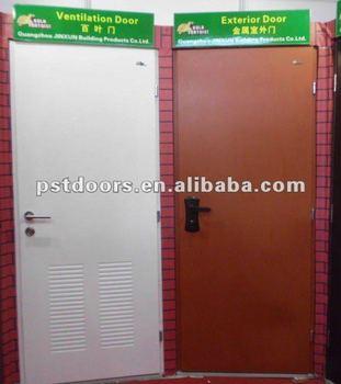 White Louvered Doors Galvanized Steel Door Buy White