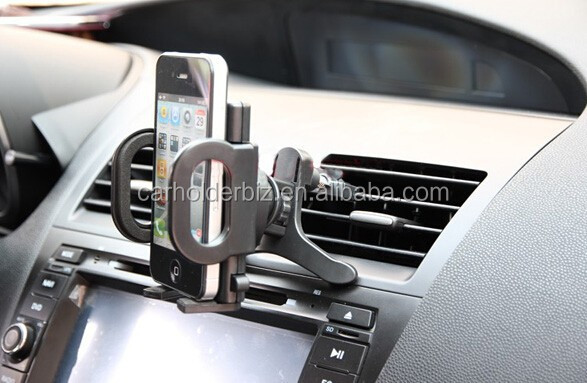 Universal Car Auto Air Vent Outlet Mount Holder For GPS PDA MP4 Samsung iPhone Universal Car Auto Air Vent Outlet Mount Holder