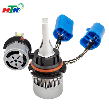 Headlamps C6 9007 Driving Lighting Bulb Led Headlight
