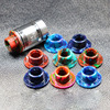 Bulk buy from china epoxy resin drip tip for The Troll RTA electronic cigarette shop rokok Elektronik