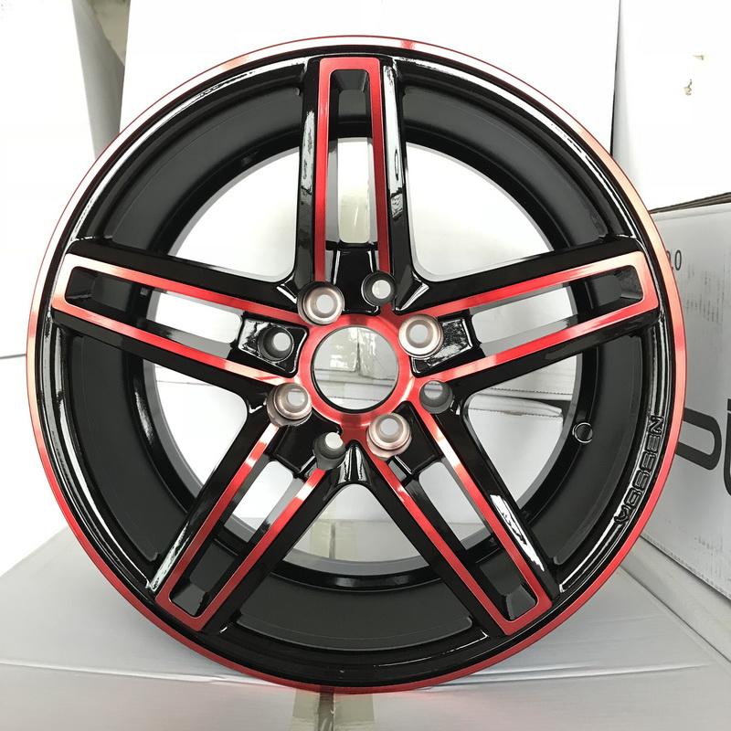 Custom Red 14 Inch Wit 4x108 Lichtmetalen Velgen Buy Lichtmetalen Velg4x108 Velgenwit Wiel Product On Alibabacom